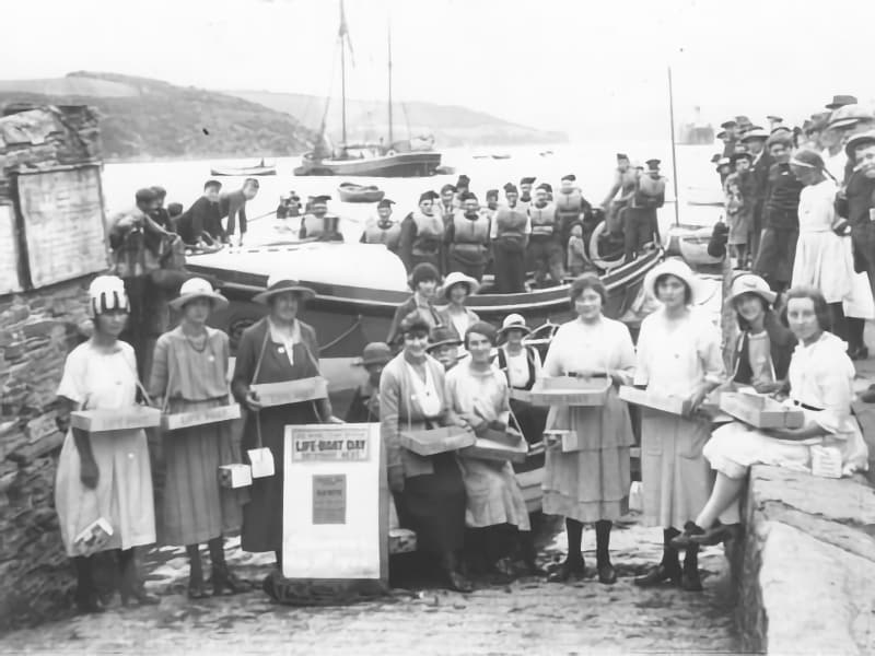 Local People Invited To Fill Time Capsules In Proposed Lifeboat Statues