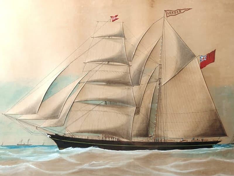 Ship Portraits