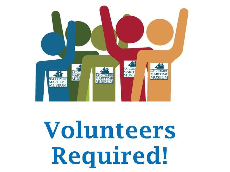 Volunteers Required!